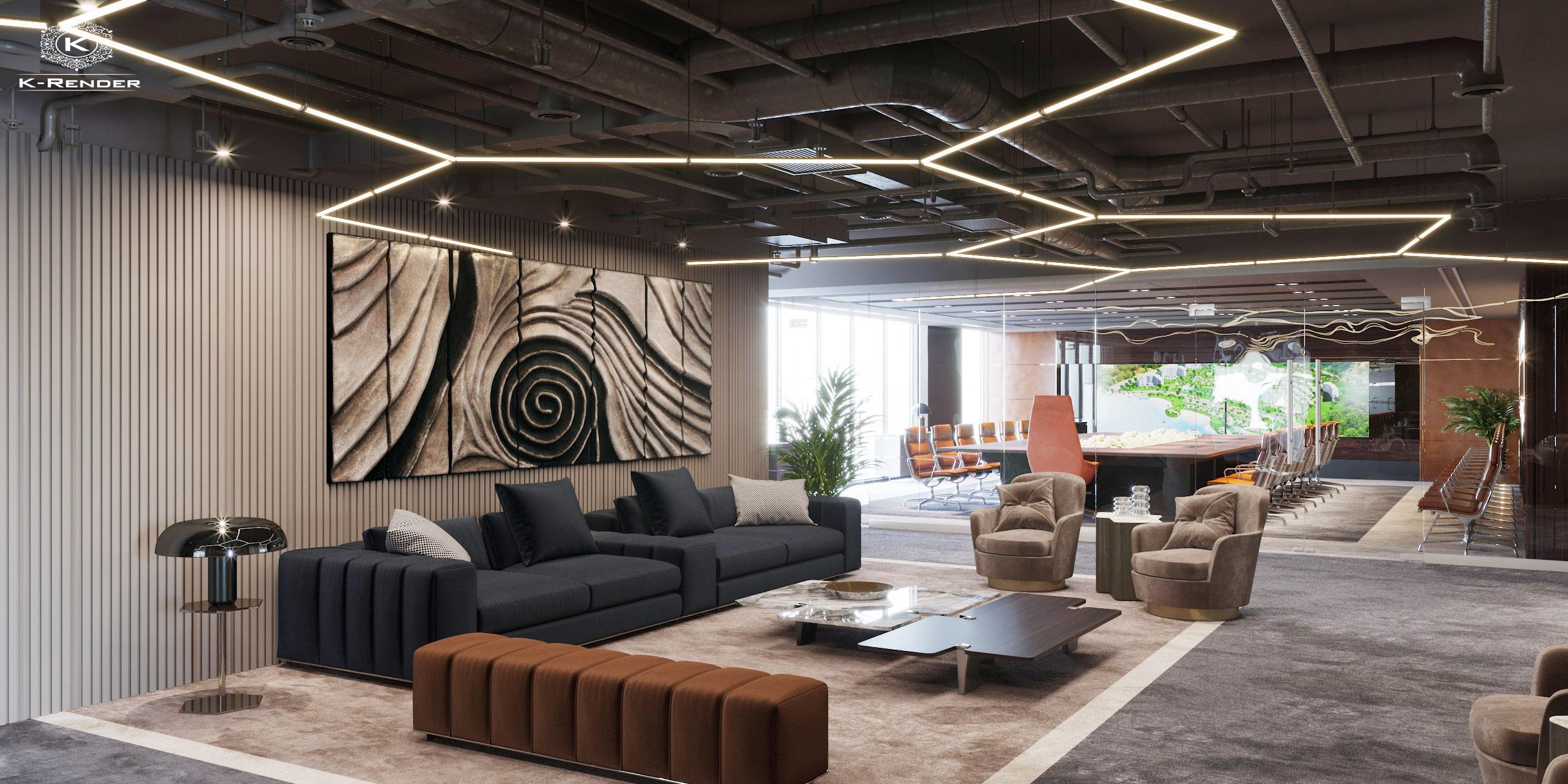 KDI building - A big standard office